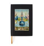 Carnet de croquis Passepartout,   Le Jardin des délices, Hieronymus Bosch