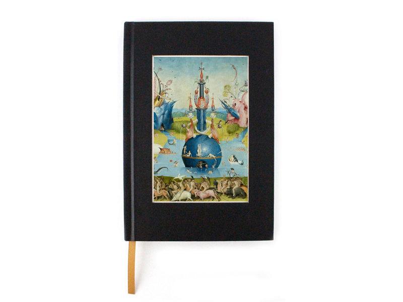 Cuaderno de bocetos de paspartú, ElEl jardín de las delicias, Jheronimus Bosch
