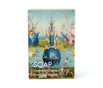 Soap, single bar, Jheronimus Bosch, The Garden of Earthly Delights