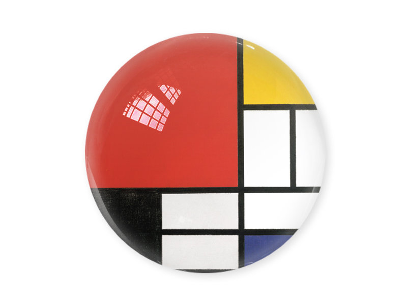 Paperweight, Mondrian
