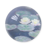 Paperweight, Water lilies By evening light, Monet