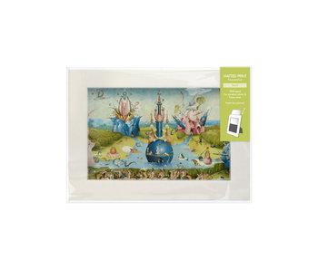 Matted prints, S, 18 x 13 cm,  Jheronimus Bosch, The Garden of Earthly Delights