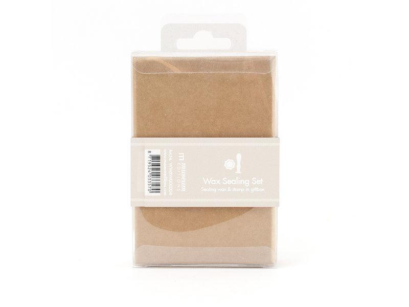 Kit d'étanchéité en cire, tampon de chat