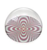 Pisapapeles de vidrio, Arte óptico 2