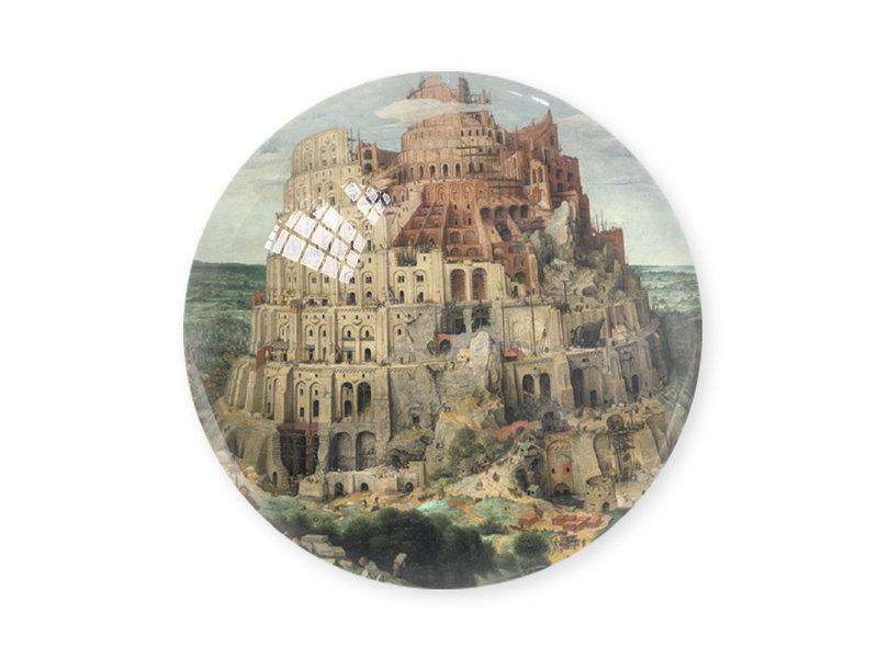 Paperweight, Breughel, Tower of Babel