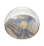 Paperweight, Munch, The scream