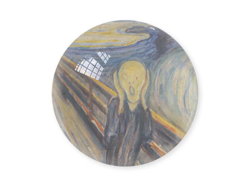 Briefbeschwerer, Munch, der Schrei