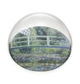 Briefbeschwerer,  Monet, Japanische Brücke