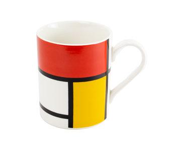 Taza, Mondrian LF