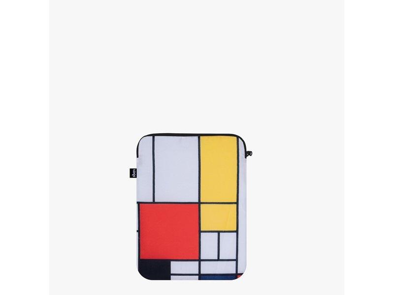 Laptop cover, PIET MONDRIAAN Zusammensetzung