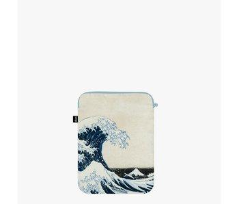 Laptop-Abdeckung,  Hokusai, die große Welle