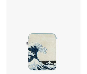 Laptop hoes,  Hokusai, De grote Golf