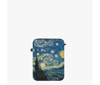 Laptop cover , Vincent van Gogh, Starry night