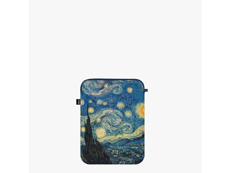 Laptop cover , PVincent van Gogh, Starry night