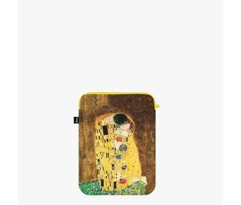 Housse pour ordinateur portable , Klimt, le baiser