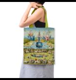 Baumwolltasche mit Futter,  J. Bosch, Garten der irdischen Freuden
