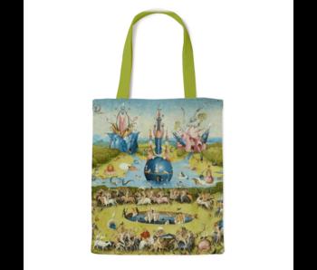 Baumwolltasche Luxe,   J. Bosch, Garten der irdischen Freuden