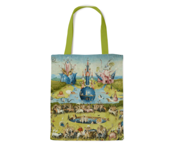 Cotton Tote Bag Luxe,  J. Bosch, Garden of Earthly Delights