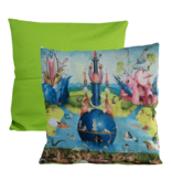 Cushion cover, 45x45 cm,  J. Bosch, Garden of Earthly Delights