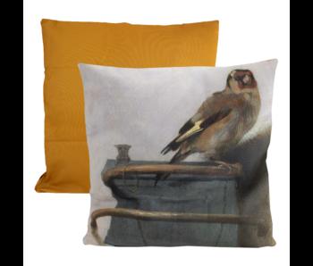 Cushion cover, 45x45 cm,  Fabritius, The Goldfinch