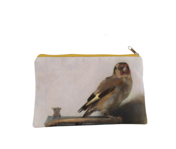 Pouch,  Fabritius, The Goldfinch