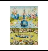 Torchon,  Le Jardin des délices, Jheronimus Bosch