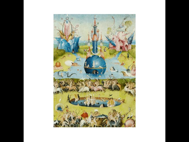 Theedoek,    Jheronimus Bosch, Tuin der Lusten