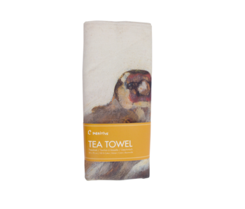 Tea Towel,  Fabritius, The Goldfinch