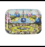 Tablett Laminat groß,  Jheronimus Bosch, Der Garten der Lüste