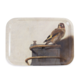 Tray Laminate large, Fabritius, The Goldfinch