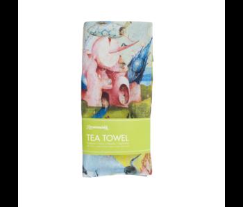 Tea Towel,  Jheronimus Bosch , Garden of Earthly Delights