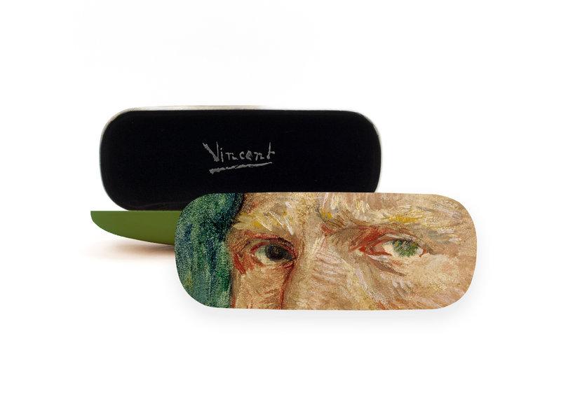 Funda de gafas, Autorretrato, Vincent van Gogh