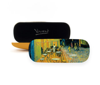 Spectacle Case, Terrace of a cafe at night, Place du Forum, Van Gogh