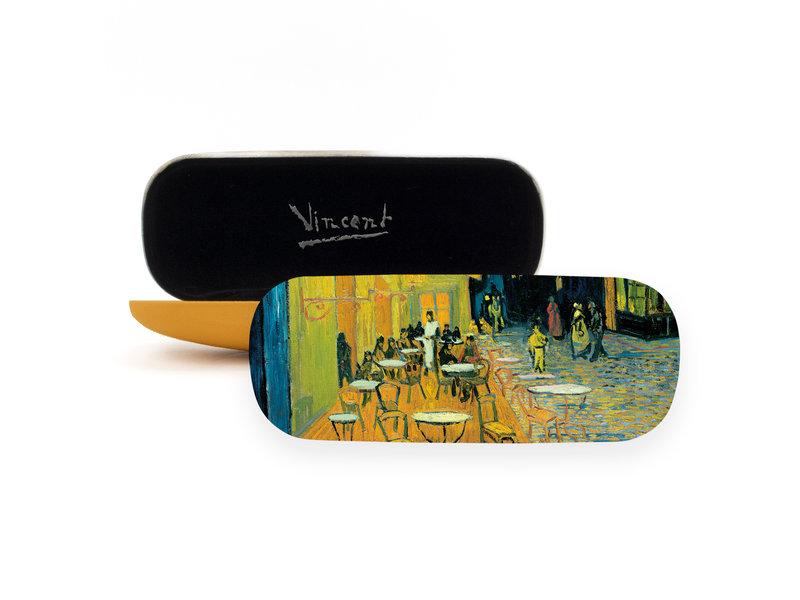 Étui à lunettes, Café de nuit, Van Gogh