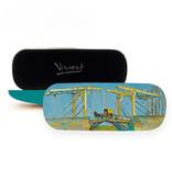 Brillenetui,Brücke bei Arles, Vincent van Gogh