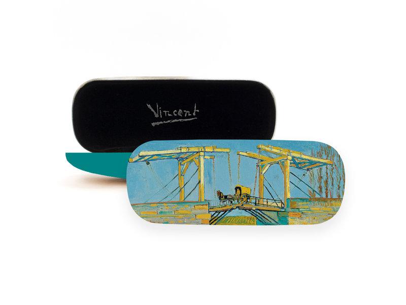 Étui à lunettes,Pont d'Arles, Vincent van Gogh