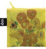 Opvouwbare shopper, Van Gogh, Zonnebloemen