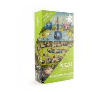 Puzzle, 1000 pieces, Jheronimus Bosch , Garden of Earthly Delights
