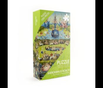Puzzle, 1000 pièces, Le Jardin des délices, Jheronimus Bosch