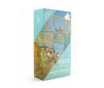 Puzzle, 1000 piezas, Puente en Arles, Vincent van Gogh