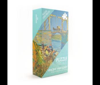 Puzzle, 1000 Teile, Brücke bei Arles, Vincent van Gogh