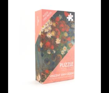 Puzzel, 1000 stukjes, Van Gogh , Vaas met bloemen
