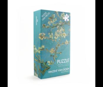 Puzzel, 1000 stukjes, Van Gogh Amandelbloesem