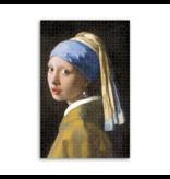 Puzzel, 1000 stukjes, Vermeer, Meisje met de Parel