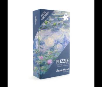 Puzzel, 1000 stukjes, Monet Waterlelies