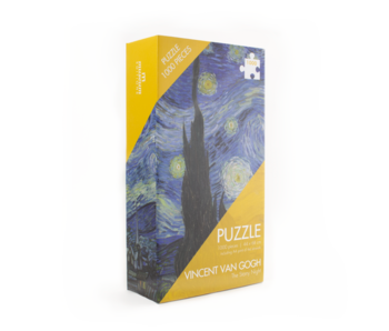 Puzzle, 1000 Pièces, Nuit Étoilée, Vincent van Gogh