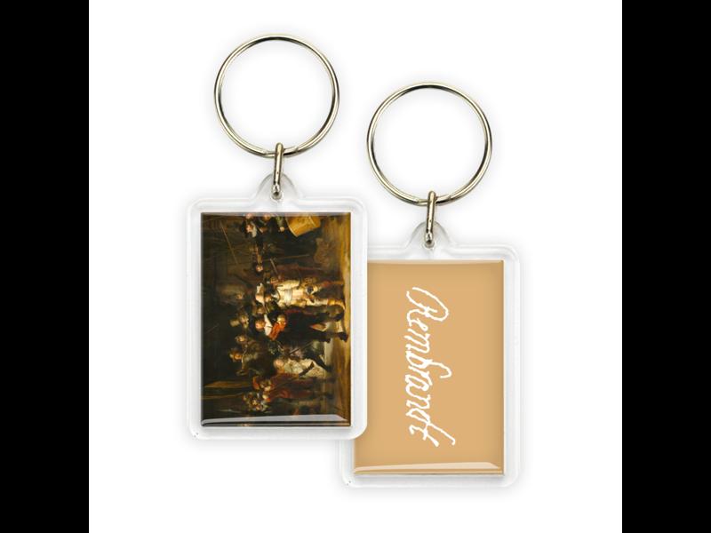 Key ring, Nightwatch, Rembrandt