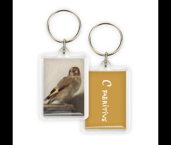 Porte-clés, Carel Fabritius, Le Chardonneret