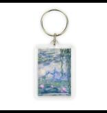 Sleutelhanger, Monet, Waterlelies