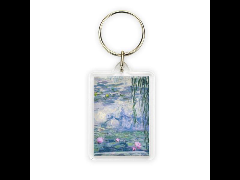 Porte-clés, Nympheas effet du soir, Monet